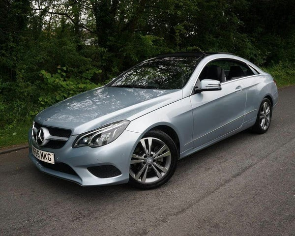 2015 Mercedes-Benz E-Class 2.1TD E220 CDI SE (175bhp) CDI BlueTEC Coupe 2d 7G-Tronic Plus (65 reg)