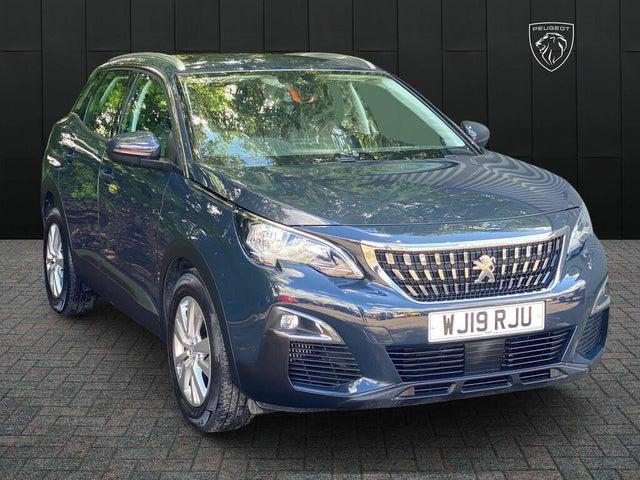 2019 Peugeot 3008 SUV 1.2 PureTech Active (19 reg)