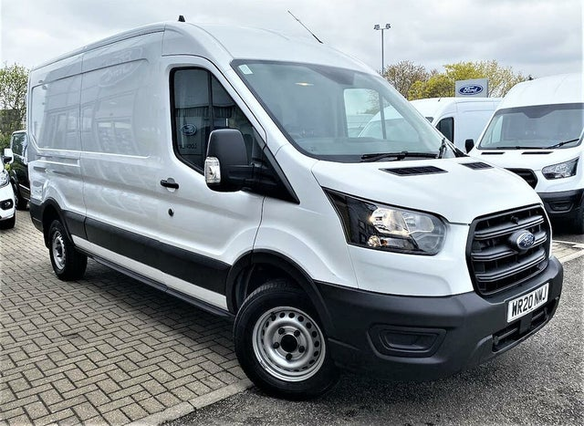 2020 Ford Transit 2.0TDCi 350 L2H2 Leader (130PS)(EU6dT) RWD Panel Van (0E reg)