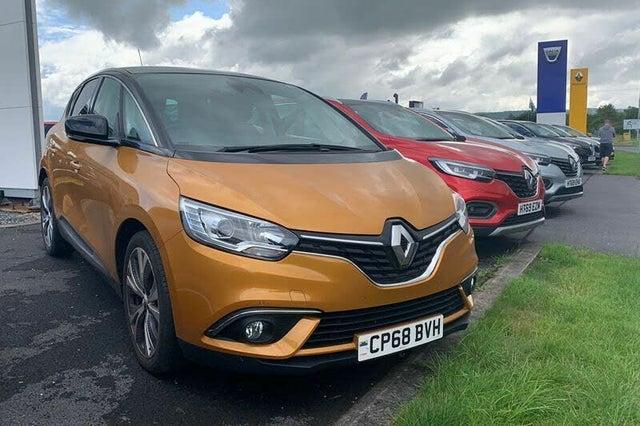 2018 Renault Scenic 1.3 TCe Signature (68 reg)