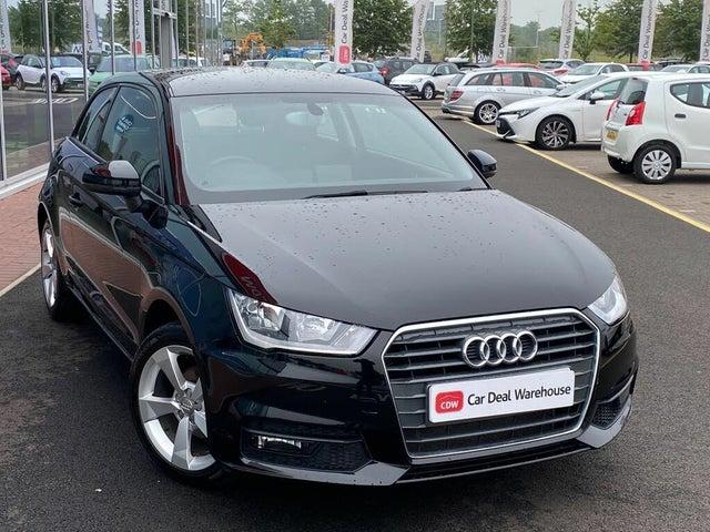 2018 Audi A1 (UZ reg)