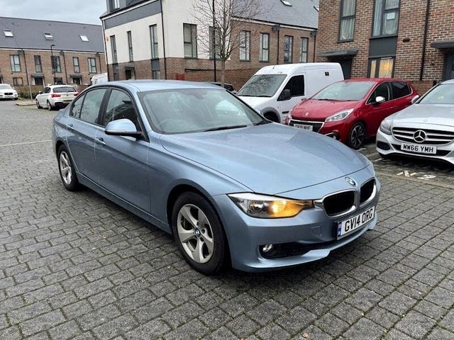 2014 BMW 3 Series 2.0TD 320d EfficientDynamics (BluePerformance) Saloon 4d (A3 reg)