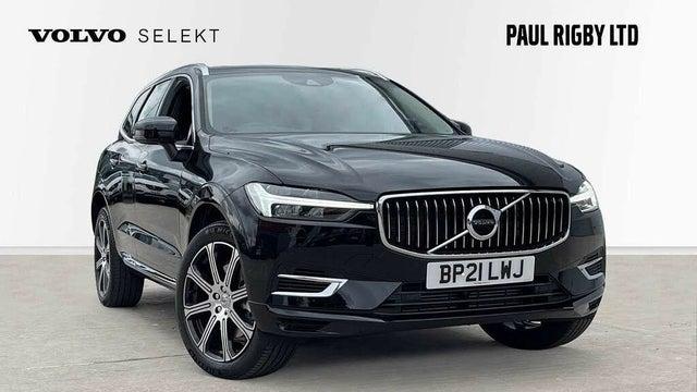 2021 Volvo XC60 2.0 T8 Inscription Pro (390bhp) AWD (VU reg)
