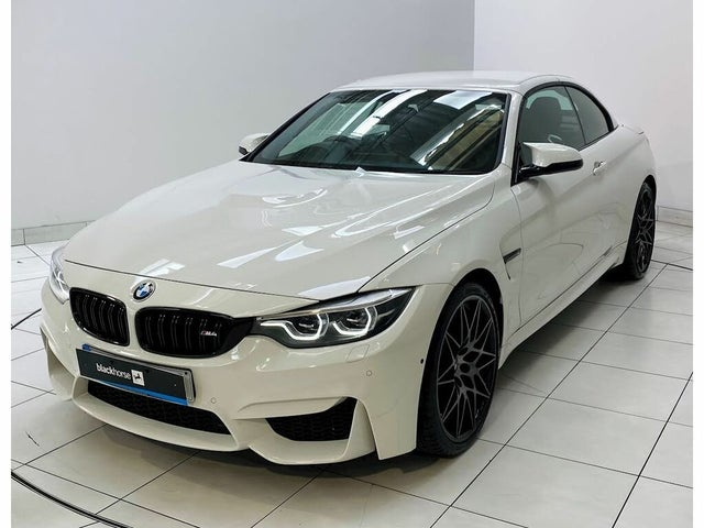 2017 BMW 4 Series 3.0 M4 (444bhp) (Competition Pack)(s/s) Convertible M DCT (17 reg)