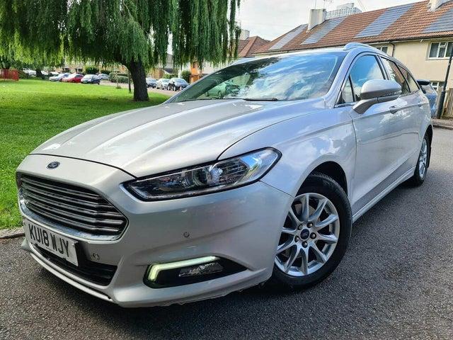 2018 Ford Mondeo 1.5TDCi Zetec Edition Estate (18 reg)