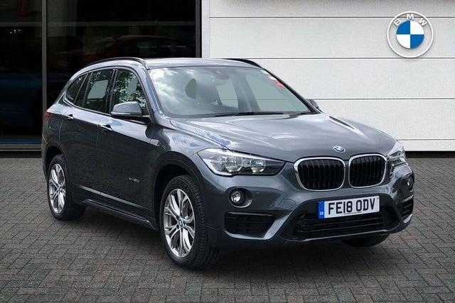 2018 BMW X1 2.0TD xDrive20d Sport Auto (18 reg)