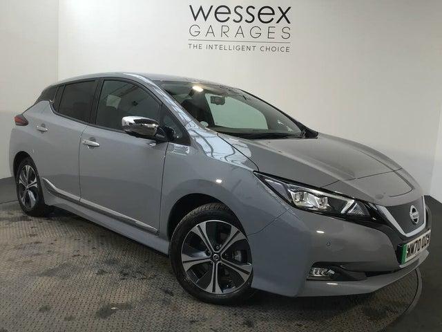 2020 Nissan Leaf E e+ Tekna (70 reg)