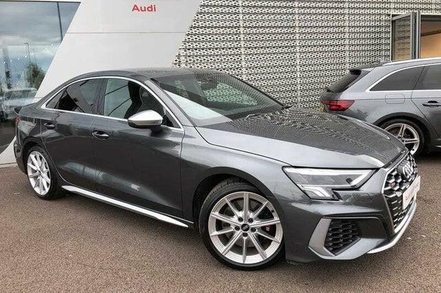 2020 Audi S3 2.0 TFSI (310ps) Saloon 4d (UZ reg)