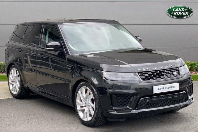 2019 Land Rover Range Rover Sport (LW reg)