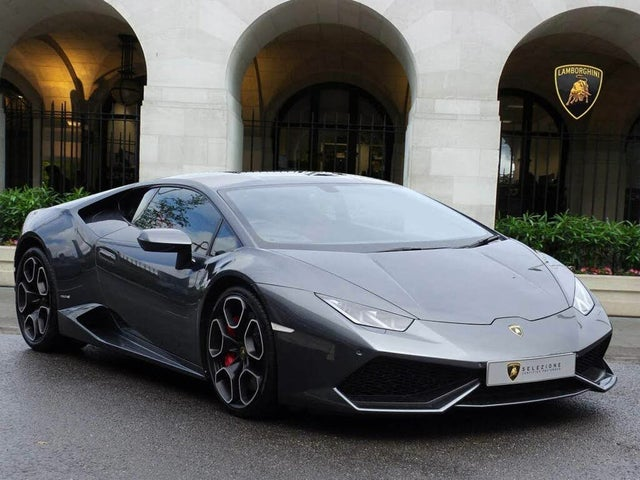 2015 Lamborghini Huracan 5.2 LP 610-4 Coupe (WE reg)