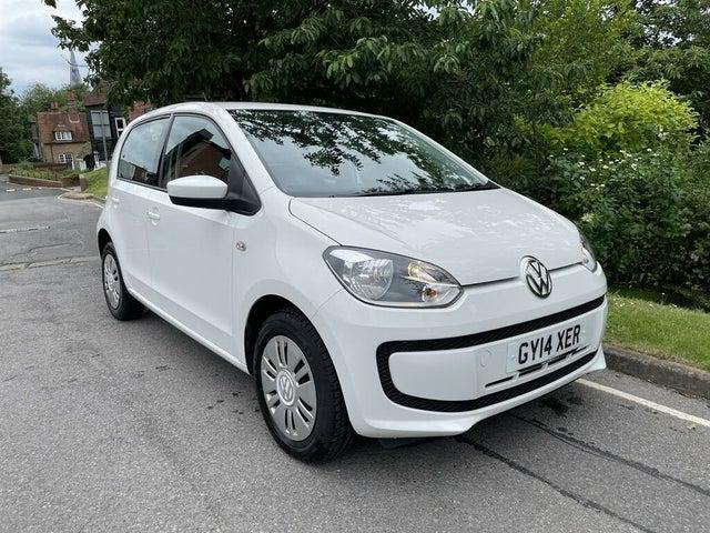 2014 Volkswagen up! 1.0 Move Up 5d (14 reg)