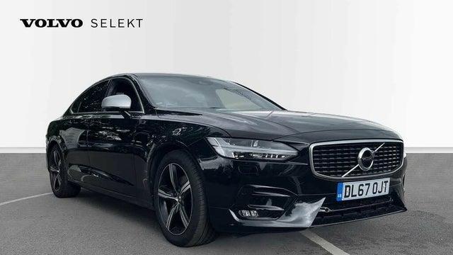 2018 Volvo S90 2.0TD D4 R-Design (67 reg)