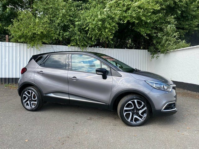 2016 Renault Captur 1.5dCi Dynamique S Nav (90bhp) ENERGY (s/s) (16 reg)