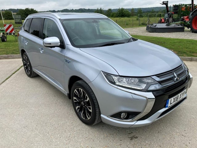2018 Mitsubishi Outlander 2.0 4h PHEV (18 reg)