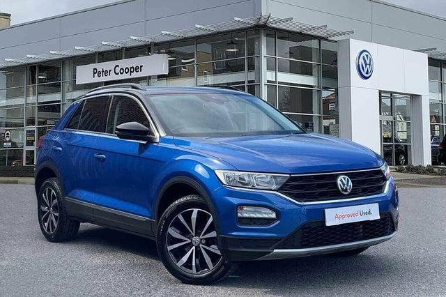 2019 Volkswagen T-Roc 1.5 TSI Design (GZ reg)