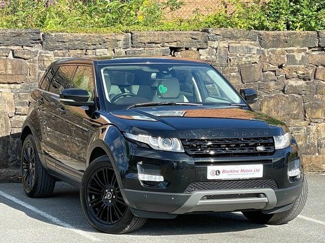 2013 Land Rover Range Rover Evoque 2.2TD Prestige LUX 2.2SD4 Hatchback 5d (TU reg)