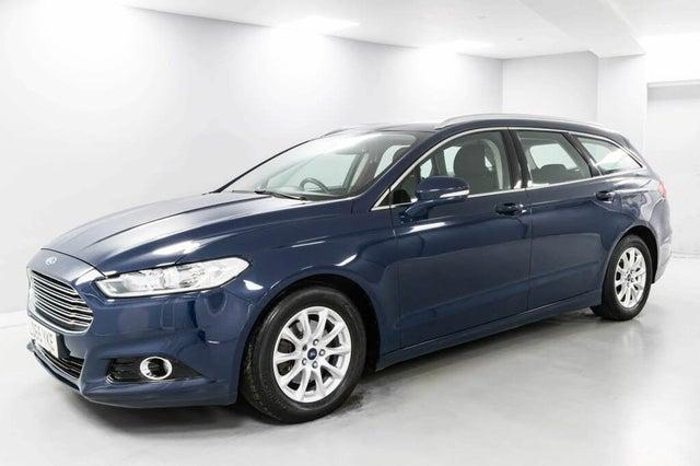 2016 Ford Mondeo 1.5TDCi Titanium Estate (0F reg)