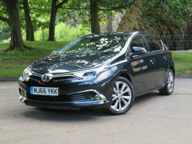 2016 Toyota Auris 1.2T Excel Hatchback (66 reg)