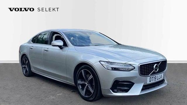 2019 Volvo S90 2.0TD D4 R-Design (19 reg)