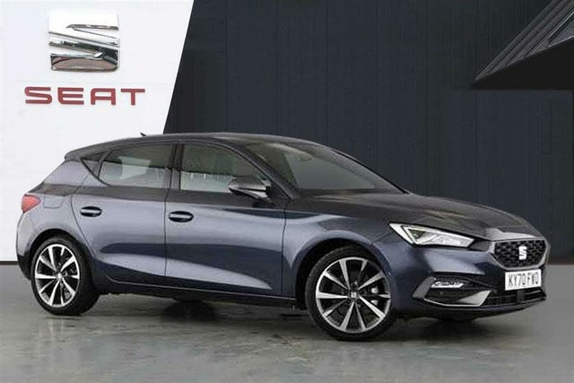2021 Seat Leon 1.5 eTSI FR First Edition Hatchback (70 reg)
