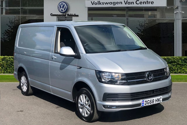 2018 Volkswagen Transporter (68 reg)