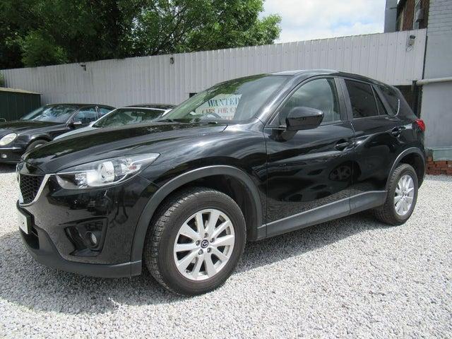 2013 Mazda CX-5 2.2TD SE-L 2WD Nav (13 reg)
