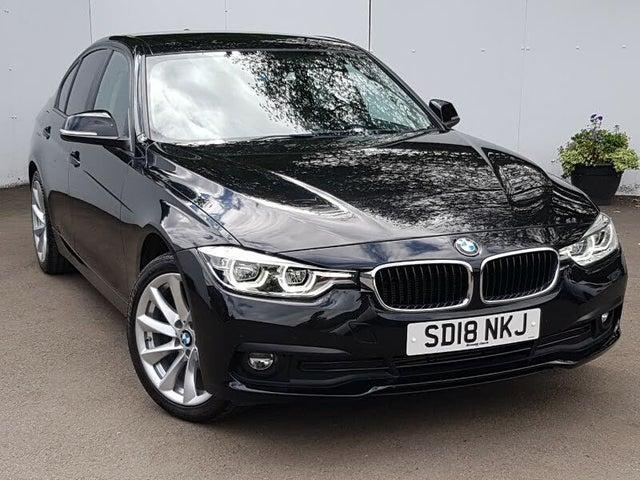 2018 BMW 3 Series 2.0TD 320d xDrive SE Saloon 4d Auto (18 reg)