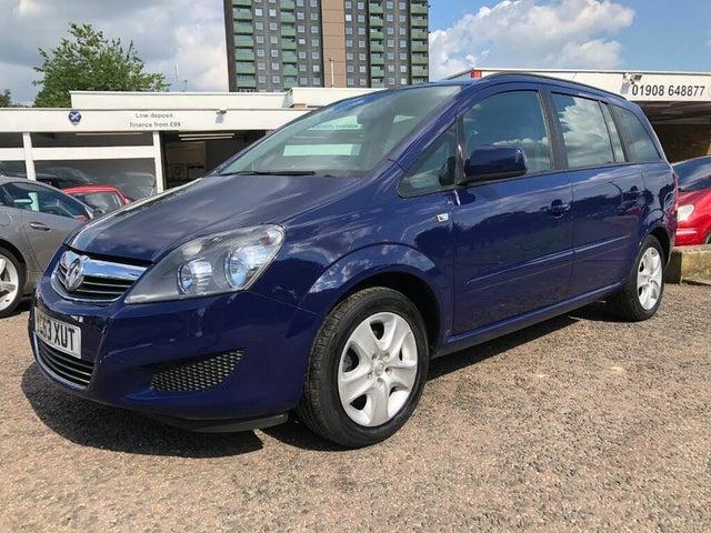 2013 Vauxhall Zafira 1.6 Exclusiv (63 reg)