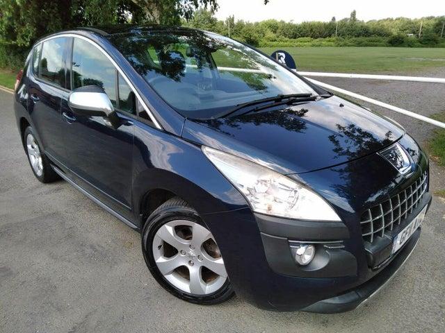 2011 Peugeot 3008 Crossover 2.0TD Exclusive (150bhp) (11 reg)