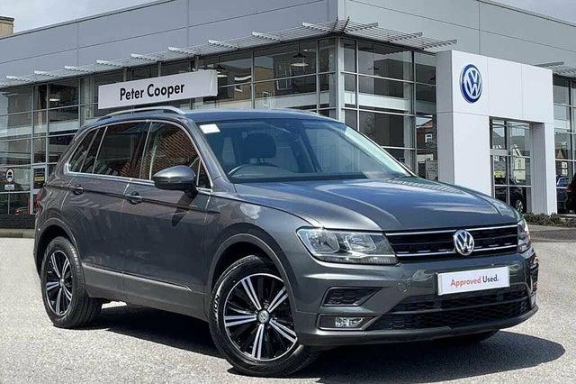2018 Volkswagen Tiguan 2.0TDI SE Navigation (150ps) (s/s) (GZ reg)