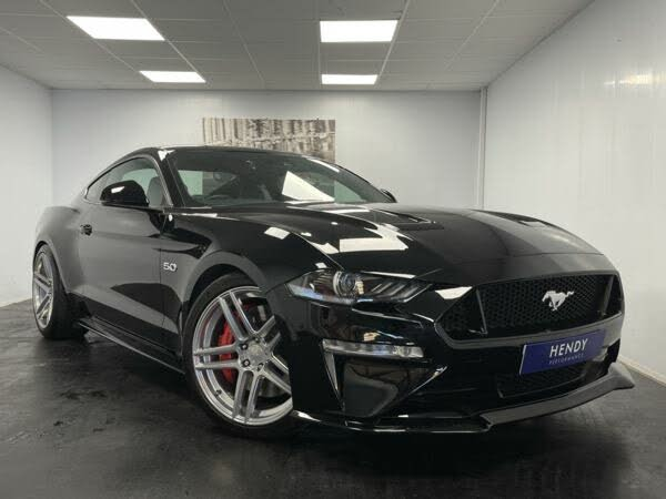 2018 Ford Mustang 5.0 V8 GT (450ps) Fastback 3d Auto (A6 reg)
