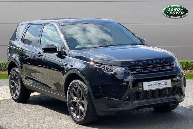 2018 Land Rover Discovery Sport 2.0Td4 Landmark (LC reg)