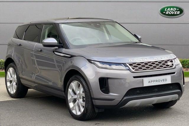 2020 Land Rover Range Rover Evoque (LZ reg)