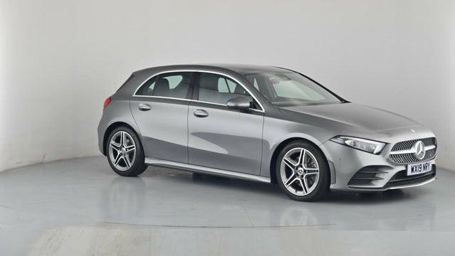 2019 Mercedes-Benz A-Class 2.0d A220d AMG Line (Premium Plus) Hatchback 5d (19 reg)