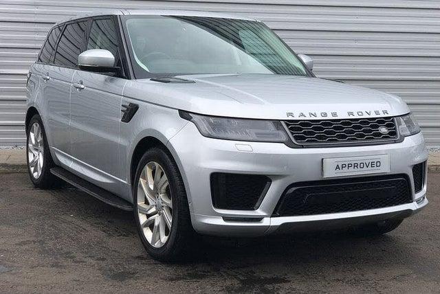 2018 Land Rover Range Rover Sport 3.0 SD V6 HSE Dynamic SDV6 AWD (68 reg)