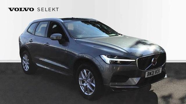 2021 Volvo XC60 2.0TD B4 Momentum AWD (21 reg)