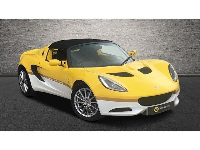 2014 Lotus Elise 1.6 (64 reg)