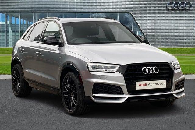 2018 Audi Q3 1.4 TFSI Black Edition S Tronic (18 reg)