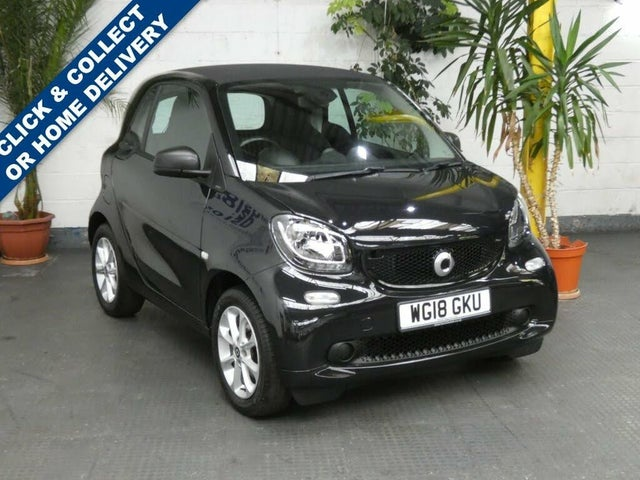 2018 Smart fortwo 1.0 Passion (70bhp) (s/s) Coupe (18 reg)