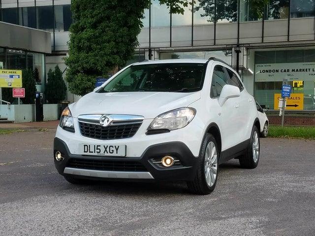 2015 Vauxhall Mokka 1.6 SE (15 reg)