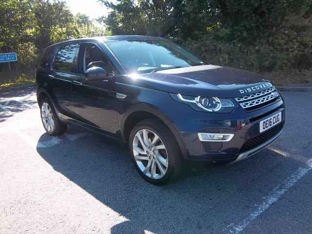 2016 Land Rover Discovery Sport 2.0Td4 HSE Luxury (s/s) Auto (16 reg)