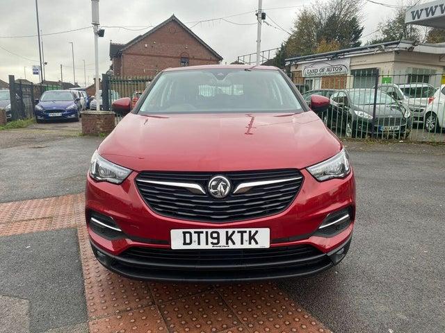 2019 Vauxhall Grandland X 1.2 SE (s/s) (19 reg)