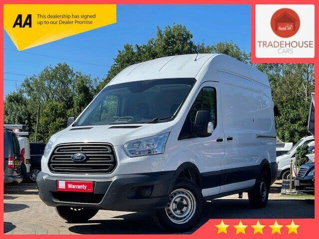 2016 Ford Transit 2.2TDCi 350 L2H3 (125PS) RWD Panel Van (16 reg)