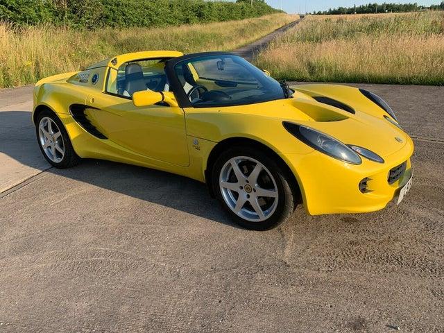 2003 Lotus Elise 1.8 135R (HY reg)