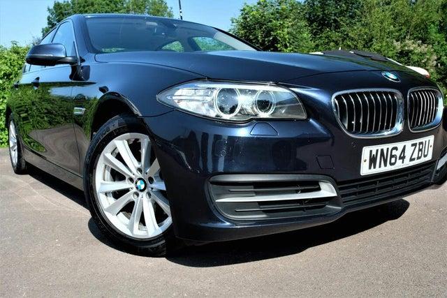 2014 BMW 5 Series (A5 reg)