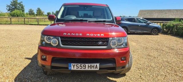 2010 Land Rover Range Rover Sport 3.0TD SE (59 reg)