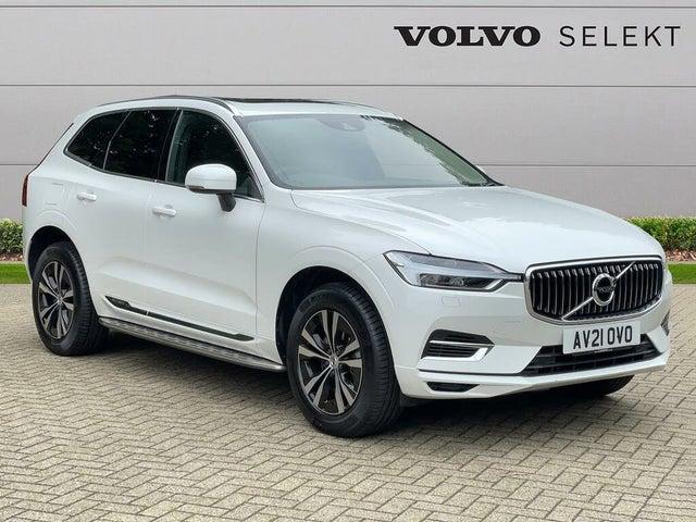 2021 Volvo XC60 2.0 T6 Inscription Expression (VU reg)
