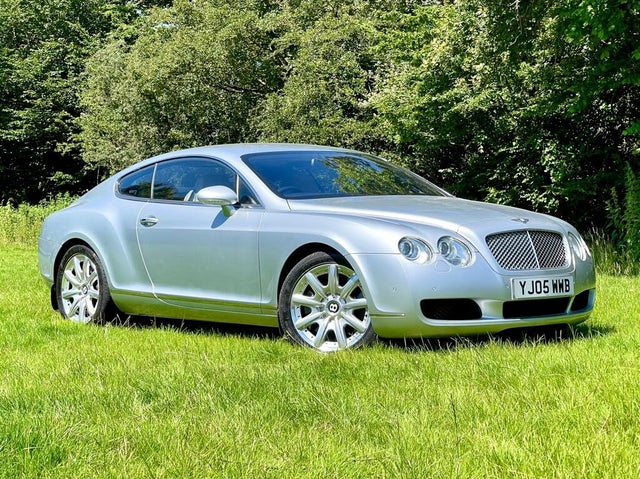 2005 Bentley Continental 6.0 GT (BC reg)