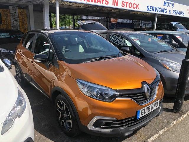 2018 Renault Captur 0.9 TCe Iconic (18 reg)