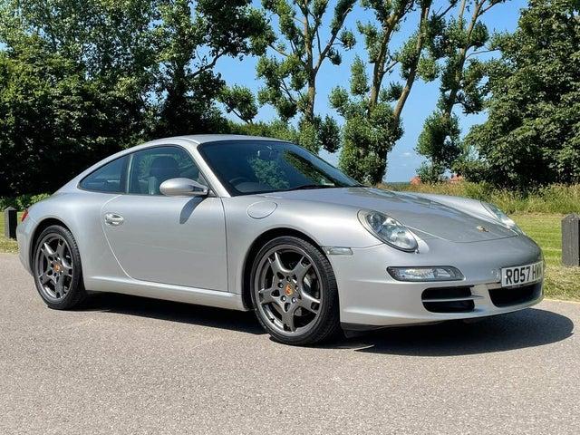 2007 Porsche 911 3.6 Carrera Tiptronic S Coupe (57 reg)